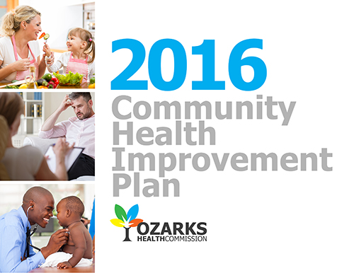 Thumbnail of the cover of the Springfield Community Health Improvement Plan